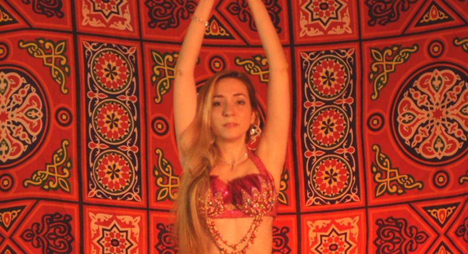 Workshop Tarab Choreografie mit Irene Ruata